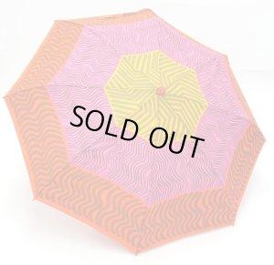 画像1: marimekko 折りたたみ傘 / SILKKIKUIKKA 【ORANGE】